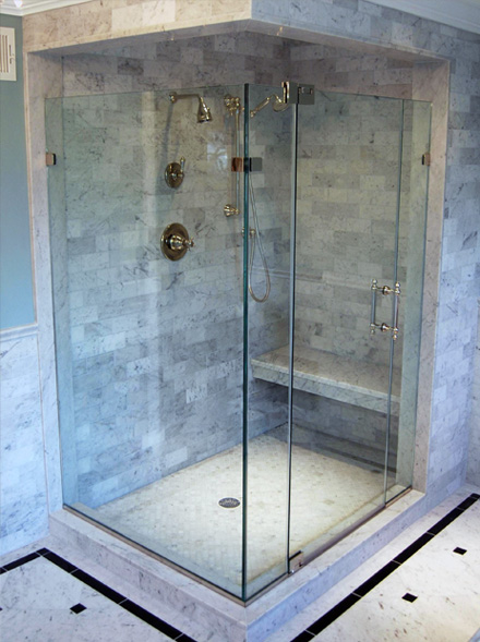 Shower door king shower door installations frameless shower doors planetlyrics Gallery