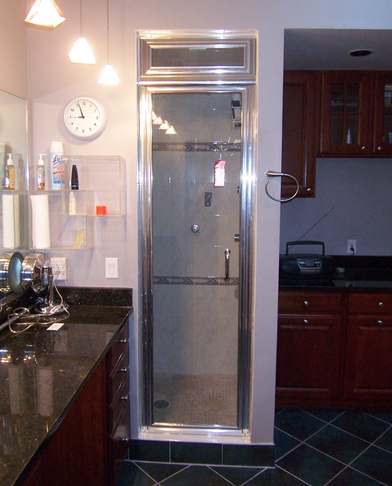 Framed Amp Semi Frameless Shower Door King Shower Door