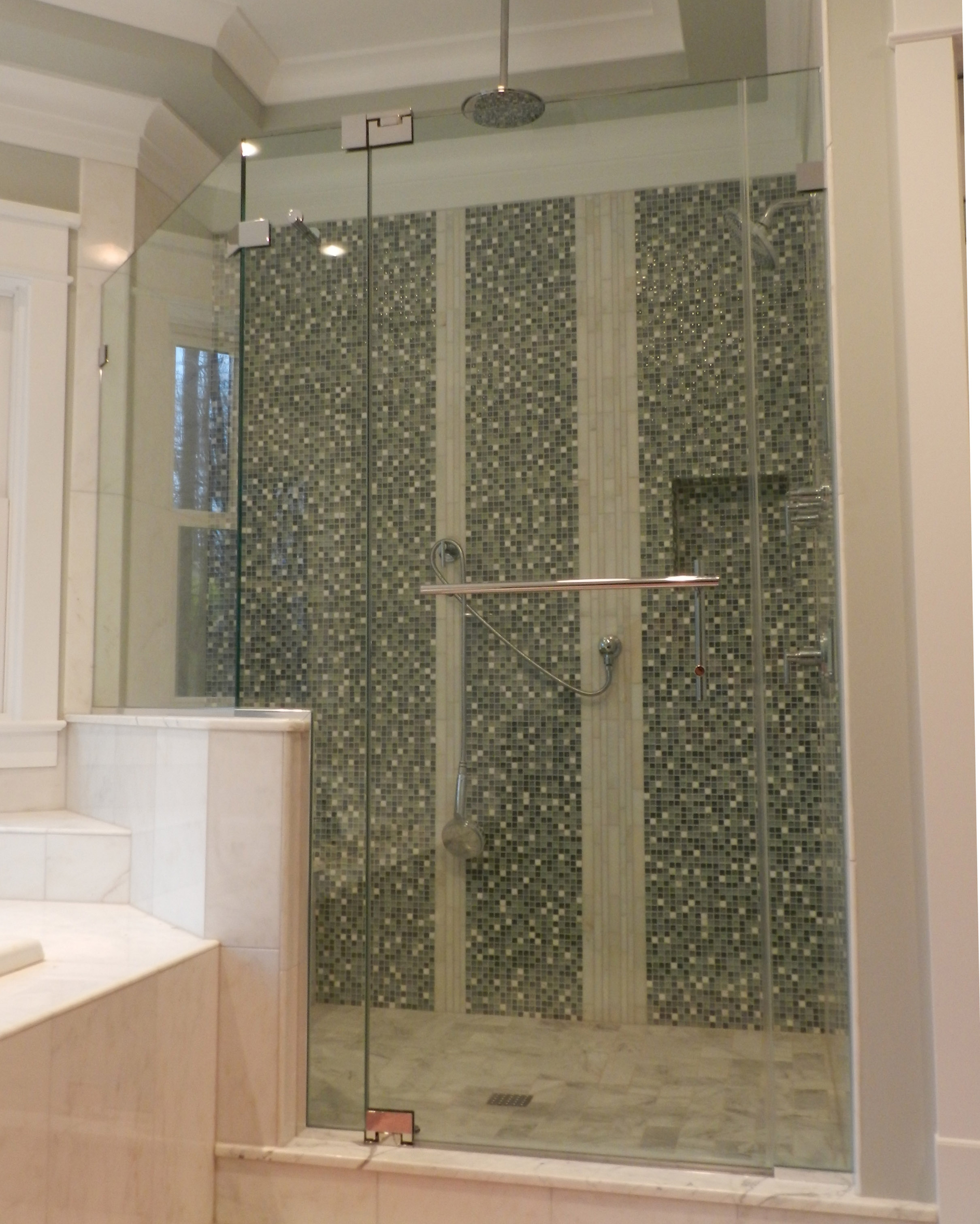 Neo Angle | Shower Door King | Shower Door Installations