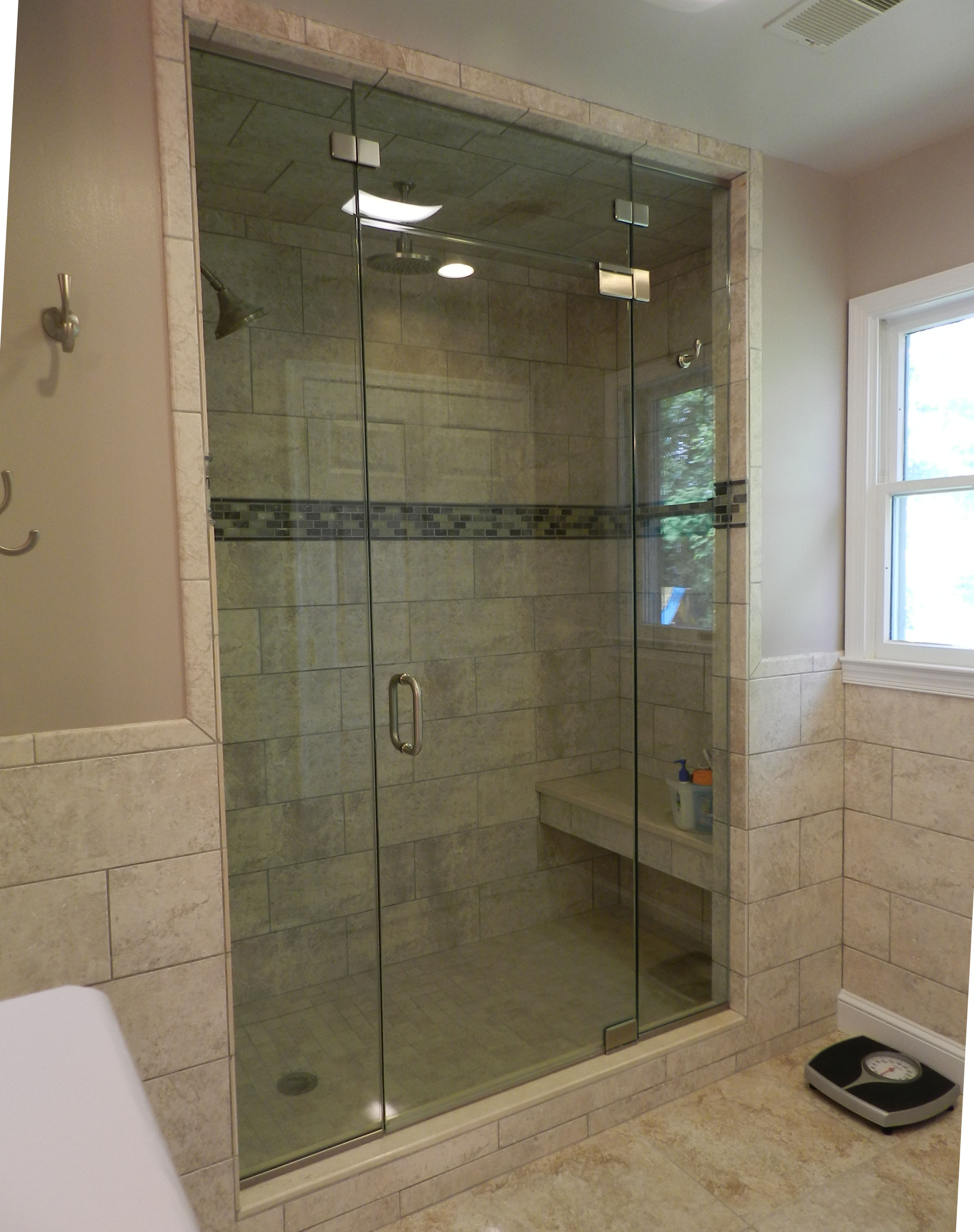Panel Door Panel Shower Door King Shower Door Installations