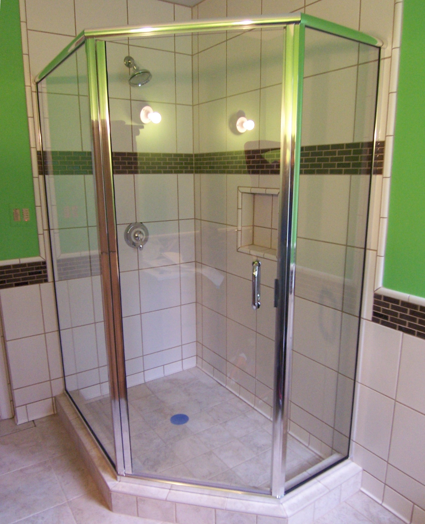 semi charisma pdx x home frameless bypass dreamline shower with improvement technology clearmax door