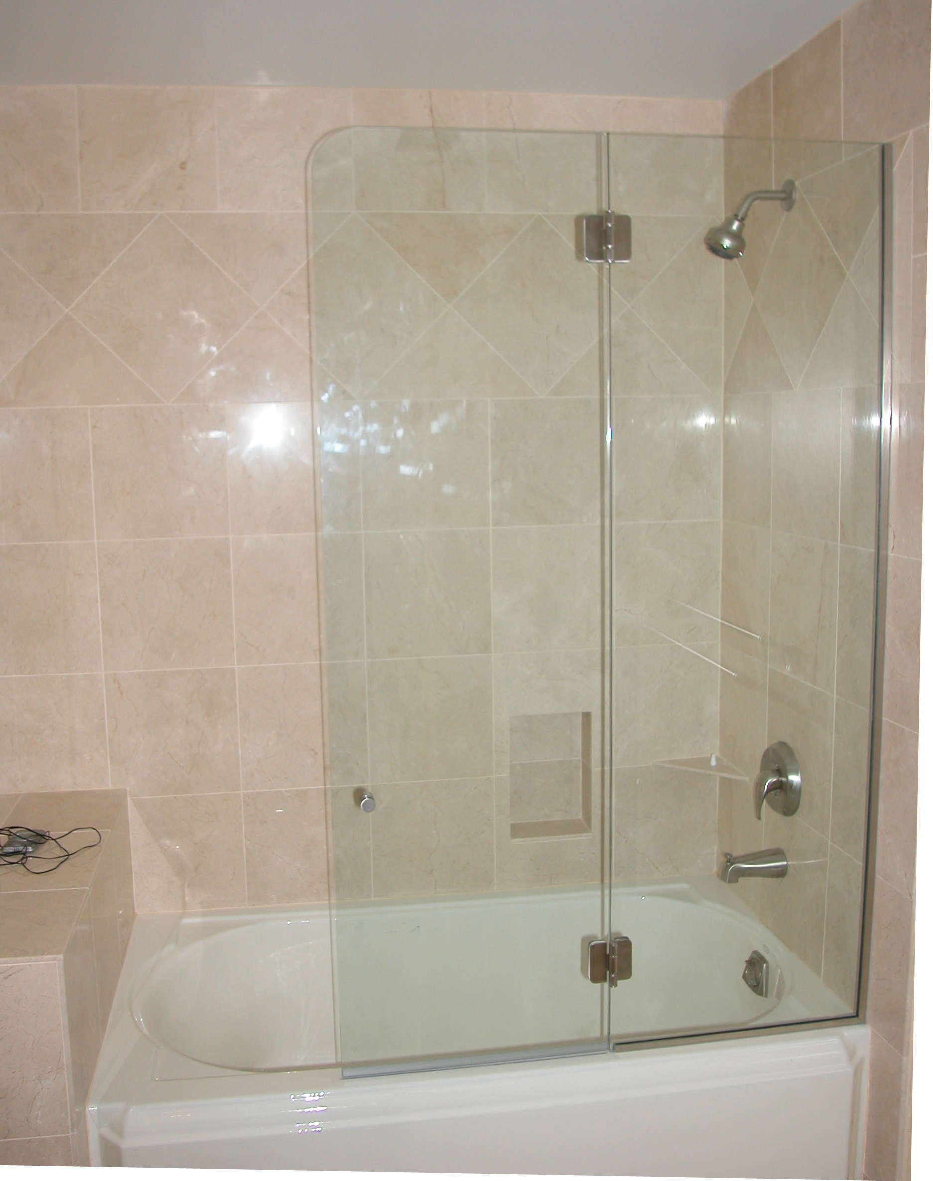 Spray Panel | Shower Door King | Shower Door Installations