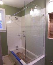 Tub Curtain Panel