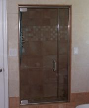 Frameless Door and Panel Steam Unit