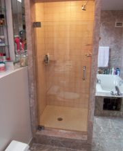 Frameless Shower Door (4)